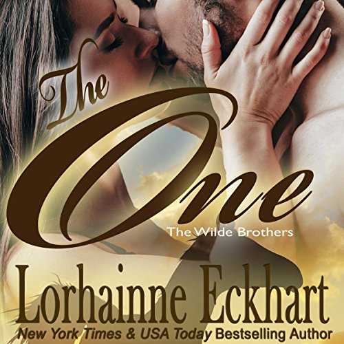 The One     The Wilde Brothers, Book 1              By:                                                                                                                                 Lorhainne Eckhart                               Narrated by:                                                                                                                                 Lyssa Browne                      Length: 4 hrs and 48 mins     3 ratings     Overall 3.7