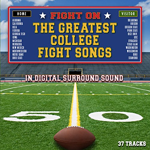 The Greatest College Fight Songs