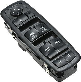 Decdeal For 2009-2012 Dodge Ram 1500 2500 3500 Quad & Crew Cab Power Window Master Switch.
