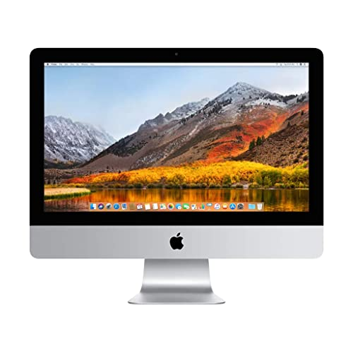 Apple iMac 21,5 pulgadas (pantalla Retina 4K, procesador Intel ...