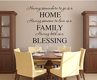 Best family quote wall decals Reviews