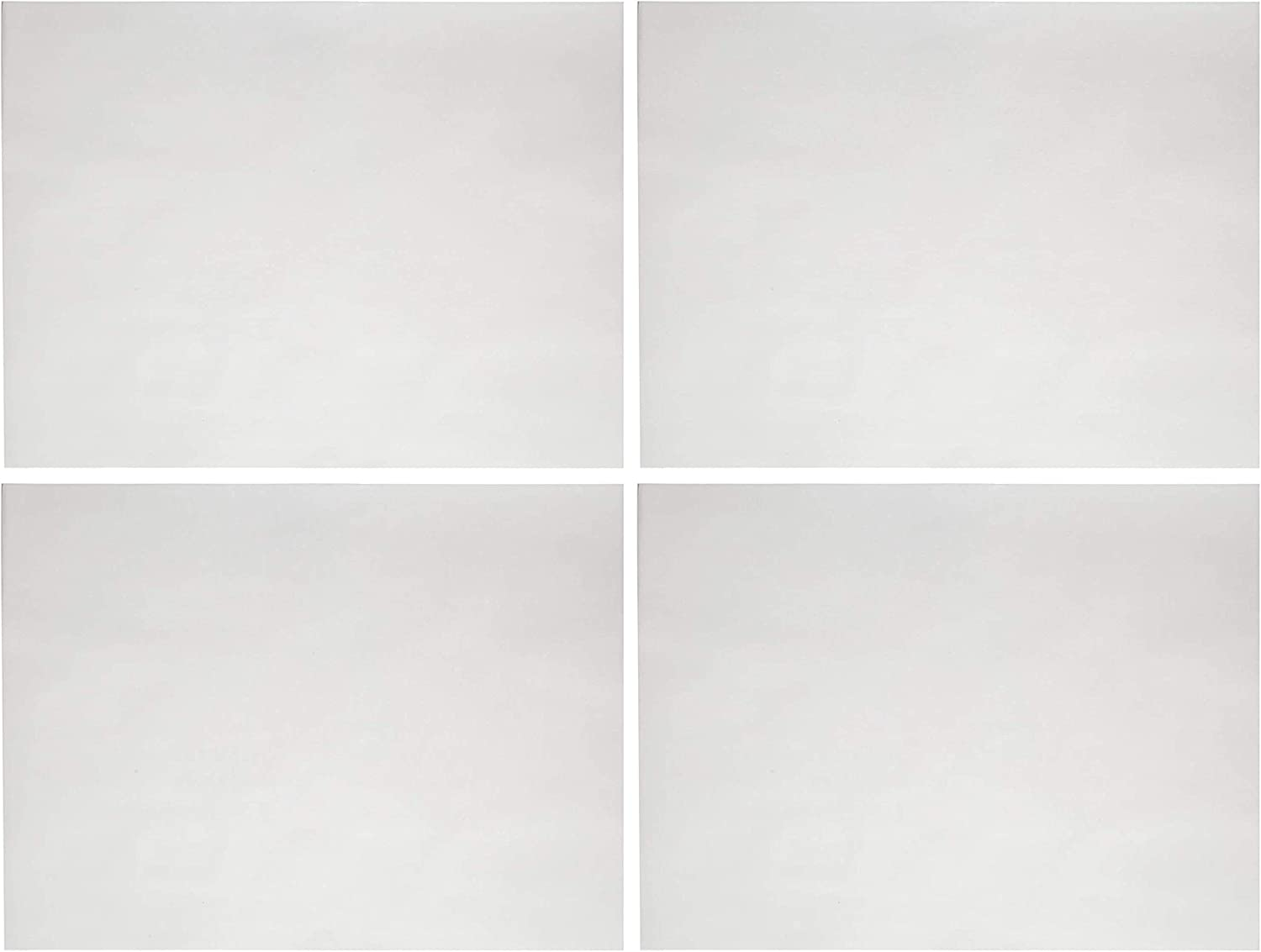 50 lb Sax Sulphite Drawing Paper 18 x 24 Inches Pack of 500 Extra-White