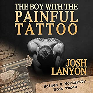 The Boy with the Painful Tattoo cover art