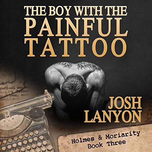 The Boy with the Painful Tattoo audiobook cover art