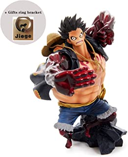 One Piece Monkey D Luffy Figure, SCultures Big Zoukeio Special, Gear Fourth(6.3