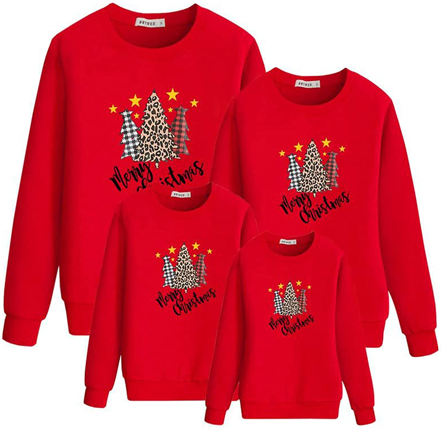 Christmas Surprise price Children's 2021 model Mom and Dad Supporting Long Sleeve Clothing