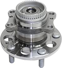 Wheel Hub and Bearing compatible with 2011-2016 Hyundai Elantra Rear Left or Right FWD With ABS Tone Ring Studs