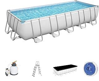 Bestway Pool Set Power Steel 640X274X132Cm