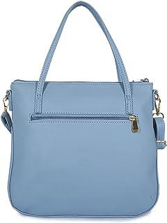 Baggit Women's LXE Vague E Floater Ice Blue (Blue) M1