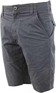 Volcom aguas turbulentas de peltre palo de golf para niños infantil con forma de pantalón corto impermeable para gris - Sm...