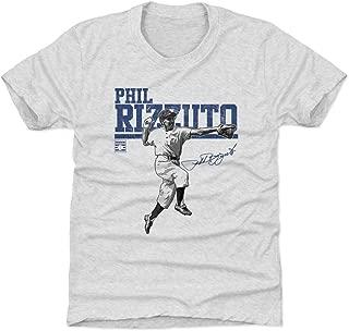 500 LEVEL Phil Rizzuto New York Baseball Kids Shirt - Phil Rizzuto Play