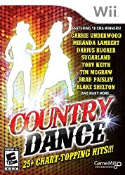 professional Country Dance Wii