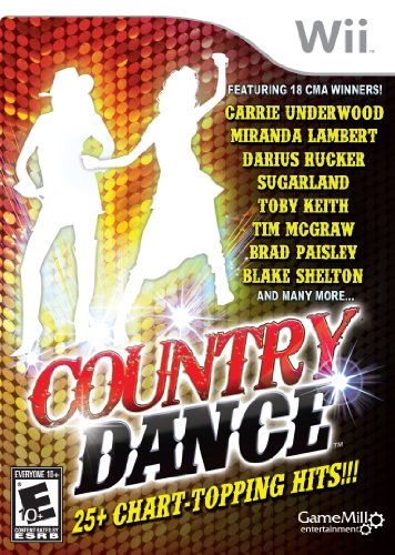 Country Dance Wii by Game Mill