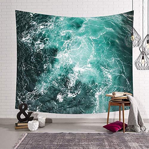 Alfombra grabada decorativa Alfombra grabada en la alfombra grabada en la alfombra de poliéster de la pared de la pared de la pared de la pared del mantel de la pared de la pared de la pared,130*150cm