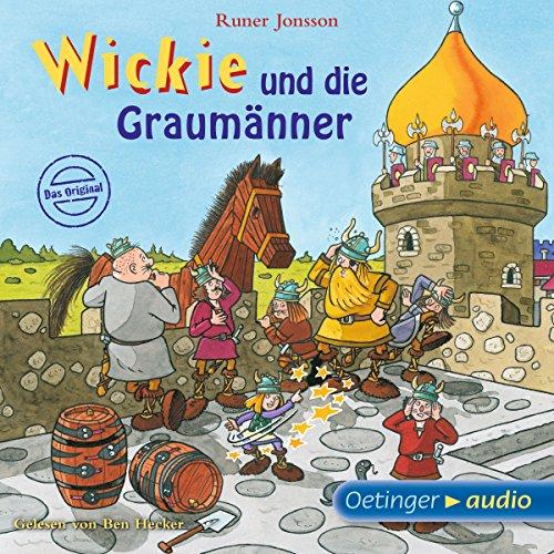 Wickie und die Graumänner Titelbild