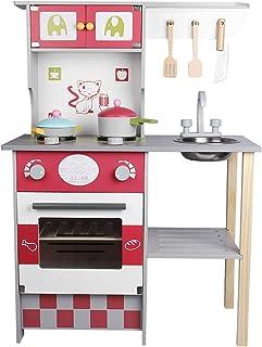 木製キッチンモデル、親子インタラクティブ玩具、幼児向けロールプレイング玩具、幼児向け教育