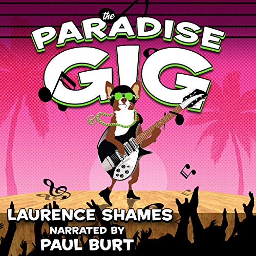 The Paradise Gig  By  cover art