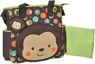 bag with monkey face
