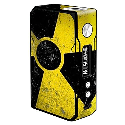 Skin Decal Vinyl Wrap for Voopoo Drag 157W TC Resin/Reg. Vape Mod stickers