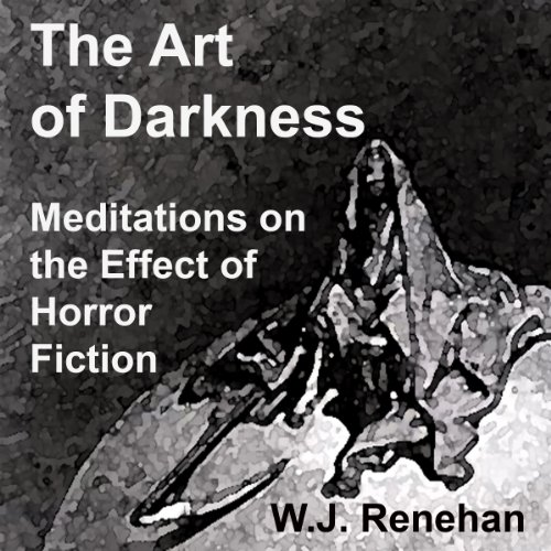 The Art of Darkness audiobook cover art