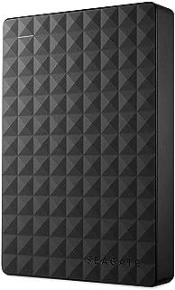 HD Externo - 4.000GB (4TB) / USB 3.0 - Seagate Expansion Portable - Preto - STEA4000400