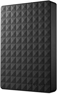 HD Externo, 4.000GB (4TB)/USB 3.0, Seagate Expansion Portable, Preto, STEA4000400