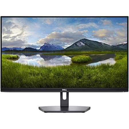 Dell SE2719HR IPS LED FHD FreeSync Monitor - Piano Black