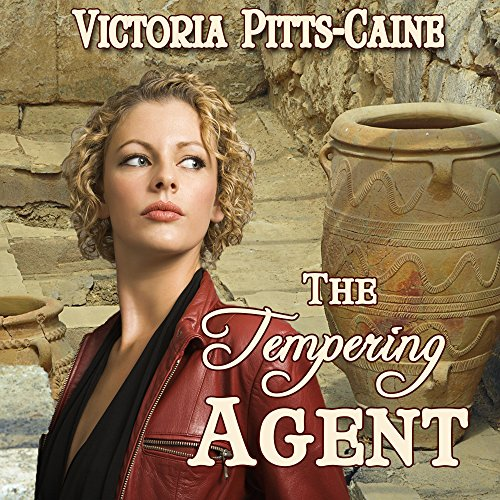 The Tempering Agent audiobook cover art