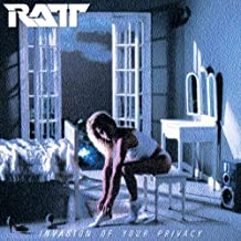Invasion of Your Privacy by Ratt (2008) Audio CD