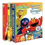 Sesame Street Sings Box Set (Sing Yourself Silly, Sesame Sings Karaoke, and Sing, Hoot, & Howl)