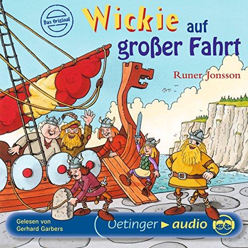 Wickie auf großer Fahrt Titelbild