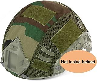 ATAIRSOFT WorldShopping4U Airsoft Tactical Helmet Maritime Rail Set Guide Accessoires pour Lampe de Poche DE