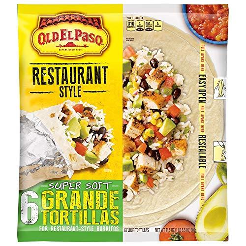Old El Paso Restaurant Grande Shells, 21.5 oz, 6 ct (Pack of 5)