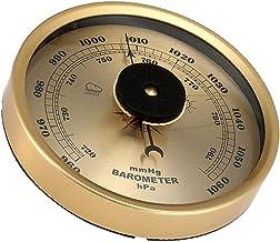 B Baosity Barómetro Termómetro Higrómetro Temperatura De Suspensión De Pared Monitor De Humedad Medidor De Presión Atmosférica Para En El Hogar