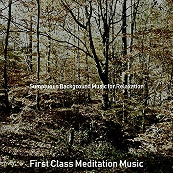 Sumptuous Background Music for Relaxation