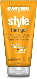 Everyone Hair Gel, Style