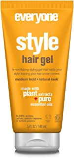 Natural Hair Style Gel