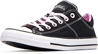 Lo Hello Kitty Fashion Sneakers (9 M US Women, Black Hello Kitty Madison)