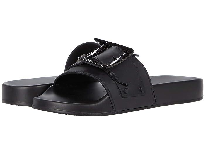 Bally  Jeline Sport Slide (Black) Womens Sandals