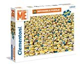 Clementoni 31450 - Cattivissimo Me 2 Minions - Puzzle High Quality Collection 1000 pezzi