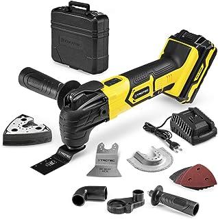 comprar comparacion TROTEC 4420000055 Herramienta multifunción de batería PMTS 10-20V