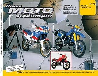 Yamaha : tzr 125 types 2 rh et 2 rl (87 à 92) dt