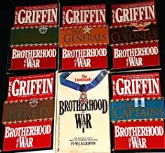 """6 Titles in the 'Brotherhood of War' Series: """"The New Breed,"""" """"The Generals,"""" 'The Colonels,"""" """"The Berets,"""" """"The Lieutenan..."""