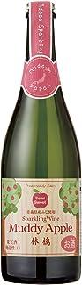 アデカ スパークリングワイン マディ アップル セミスイート [ シードル 甘口 日本 750ml ]