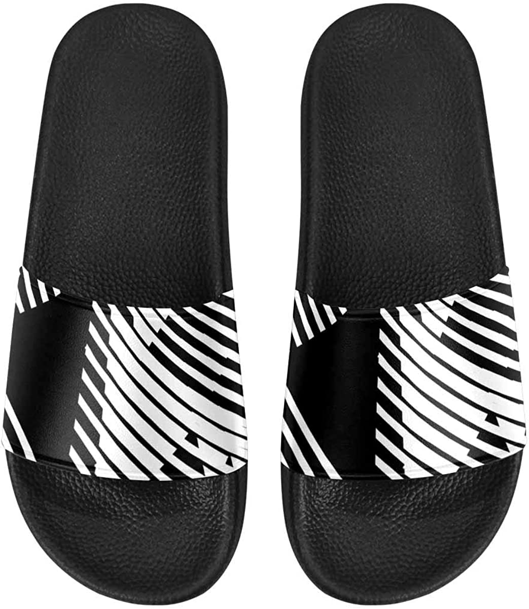 InterestPrint Stylish and Personalized Sandals for Women Wear