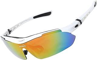 Aooaz Sport Glasses Sun Glasses Fishing Golf Goggles