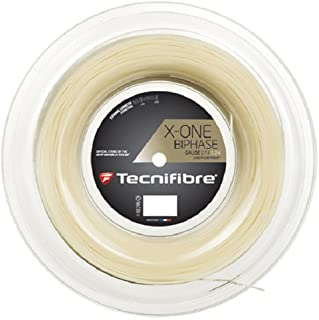 Tecnifibre-X-One Biphase Tennis String Reel Natural-(3490150120586)