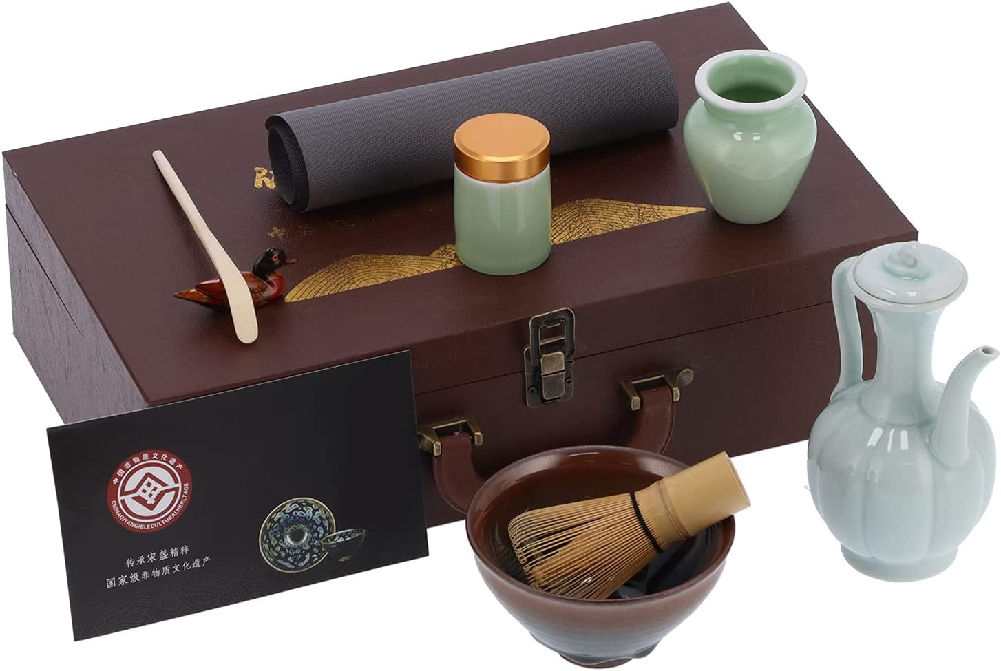 Sren Matcha Tool Discount mail order Set Good for Selling and selling Useful Your Home