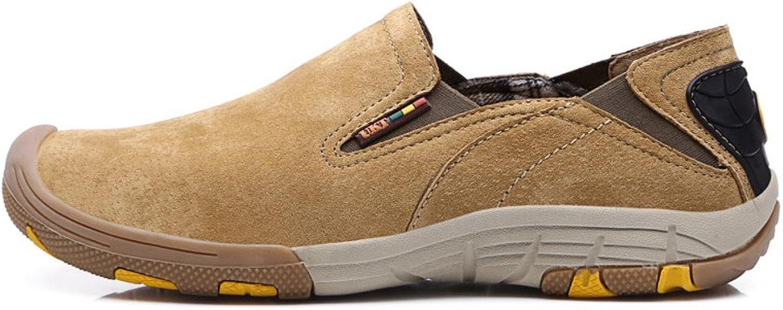 CIAC XFDK Sommer-beiläufige Schuhe der Männer Im mittleren Alter Vater Vater Vater Schuhe Geschnürte Schuhe  2699eb