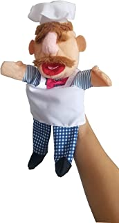 The Muppet Show Swedish Chef Plush Puppet Plush Toy